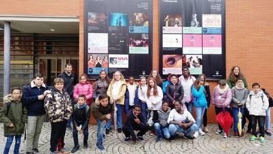 Teatre en anglès per als alumnes de 6è