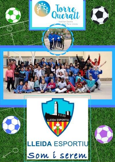 Lleida Esportiu i I.E.Torre Queralt