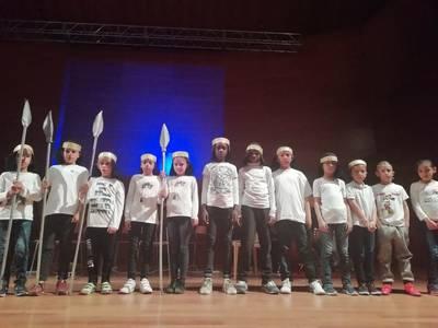 3r actua a l'Auditori Enric Granados!!