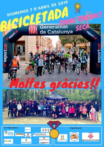 5a Bicicletada tot un èxit!