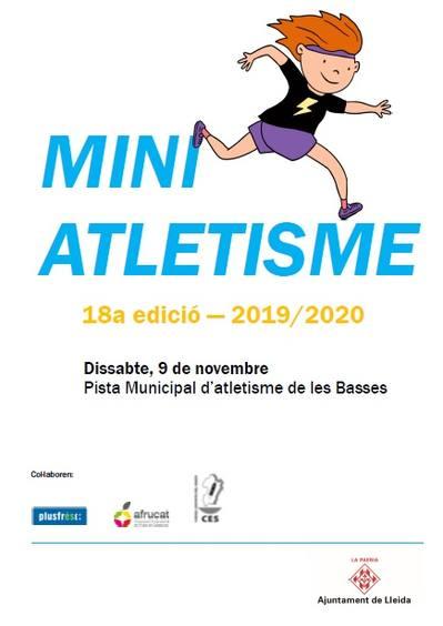 Jornada MiniAtletisme 2019