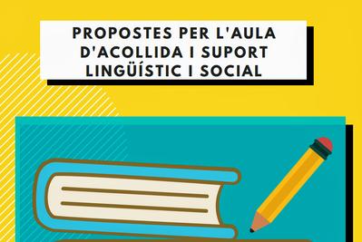 Propostes per aula d'acollida i suport lingüístic
