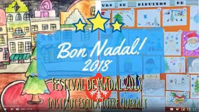 Video Festival de Nadal 2018