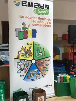 A Joanet Recicles I EL MÓN DELS RESIDUS