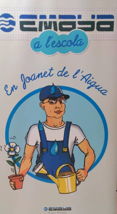 A JOANET DE L'AIGUA