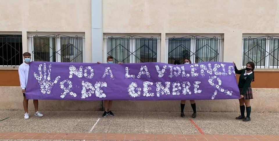 NO A L'violència de gènere