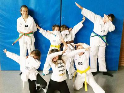 Examen Taekwondo 2017