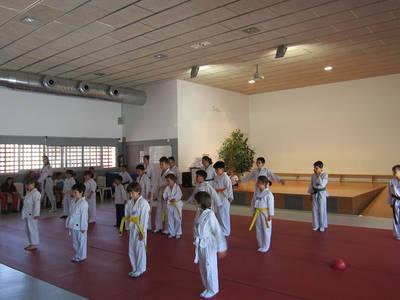 Exhibició Taekwondo 2016/17