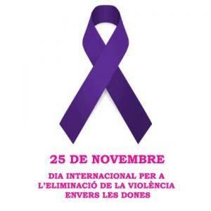 Manifest institucional per l'eliminació de la violència envers les dones