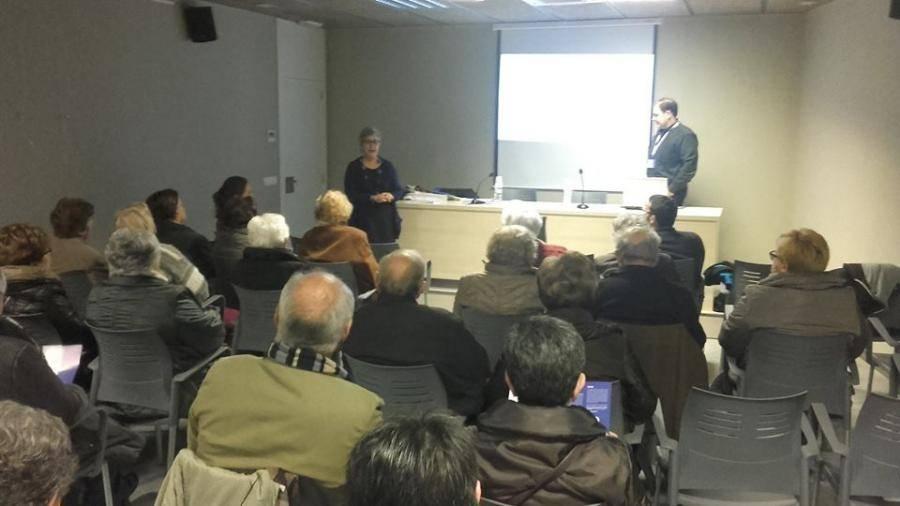 Presentació de La Marató de TV3