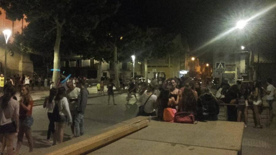 Els preparatius dels Firals omplen el carrer