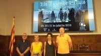 Presentació dels Firals 2016 a l'Institut d'Estudis Ilerdencs