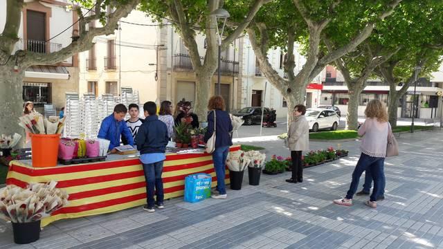 Diada de Sant Jordi 2017