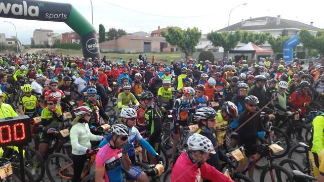 La CatiGat, la gran  festa de la bicicleta del Pla d'Urgell passa per Bellvís i els Arcs