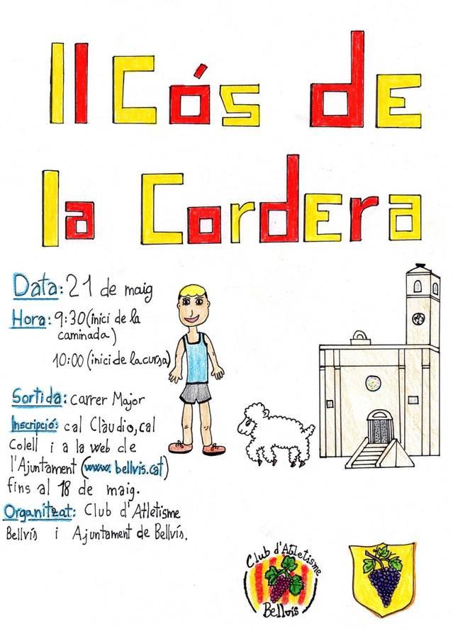 2a edició de la cursa del Cós de la Cordera