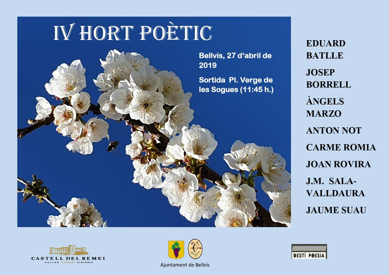 IV Hort poètic