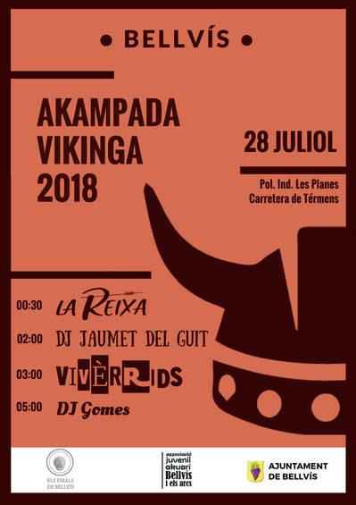 Akampada Vikinga