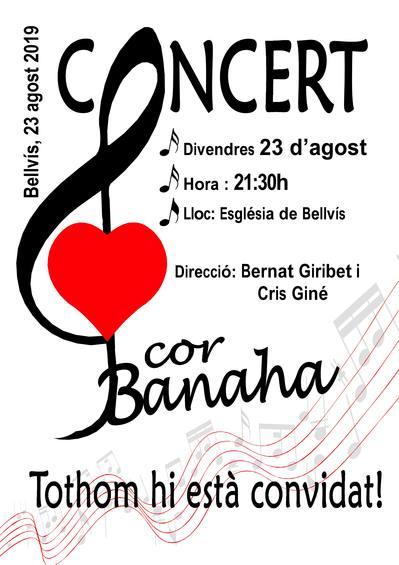 Concert Cor Banahà
