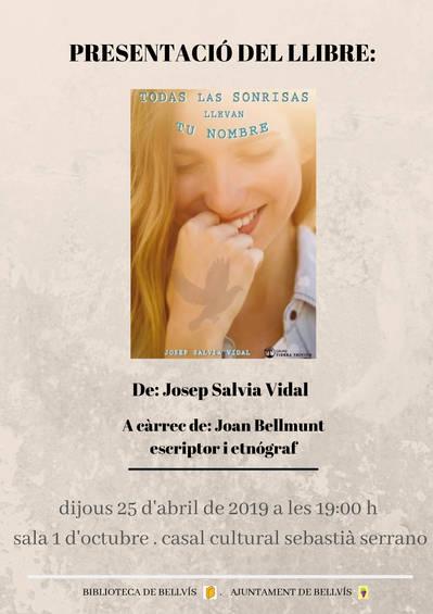Presentació del llibre de Josep Salvia