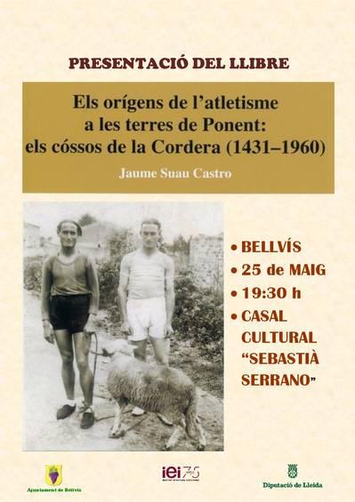 Presentació del llibre d'en Jaume Suau