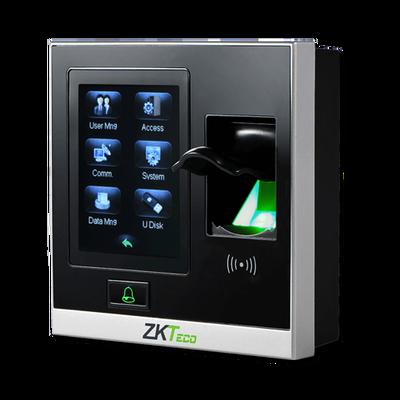 Control de Acceso y Presencia Huellas ZK-AC400