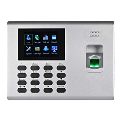Control de Presencia y Acceso simple ZK-UA140