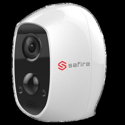 Camara Videovigilancia IP Wifi, batería, 1080