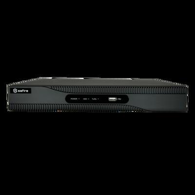 Grabador NVR para cámaras IP 16 CH vídeo  H.265+
