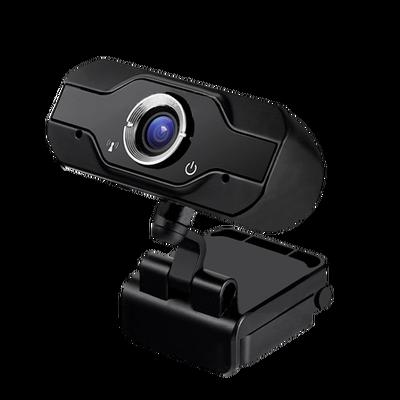 WebCam  1080p WDR Águlo de visión 90º Micrófono integrado USB 2.0 Plug & Play