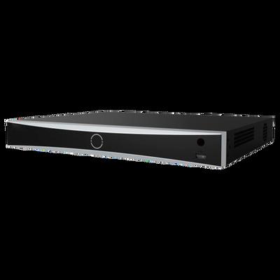 Grabador NVR con Reconocimiento facial