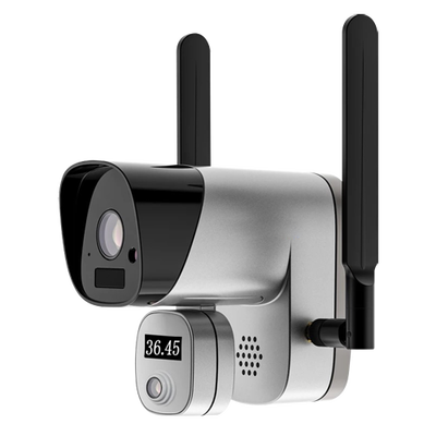 Cámara IP WiFi 2 Megapixel Medición de Temperatura corporal