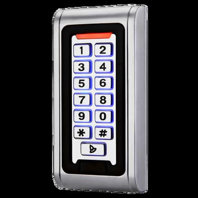 Control de acceso autónomo Acceso por teclado y EM RFID