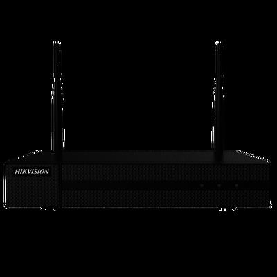 Grabador NVR para cámaras IP con módulo WiFi - 4 CH vídeo - Resolución máx 4.0 M
