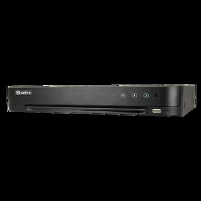 Videograbador 5n1, 8 CH HDTVI / HDCVI / AHD / CVBS / 8 IP (extra)