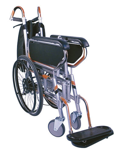 Silla de ruedas plagable Minimax