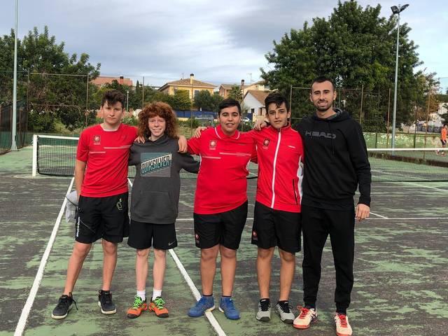 Equip cadet masculí B lliga catalana