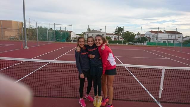 Equip infantil femení B lliga catalana