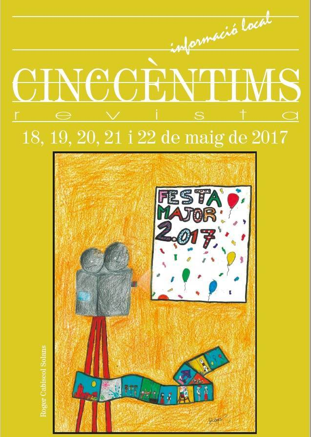 Revista Cinc Cèntims 2017