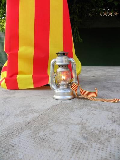 Flama del Canigó i Revetlla de Sant Joan 2017