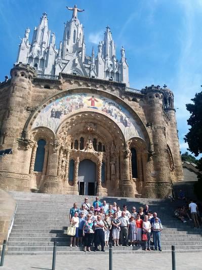 Sortida  Barcelona 28 de juliol de 2018