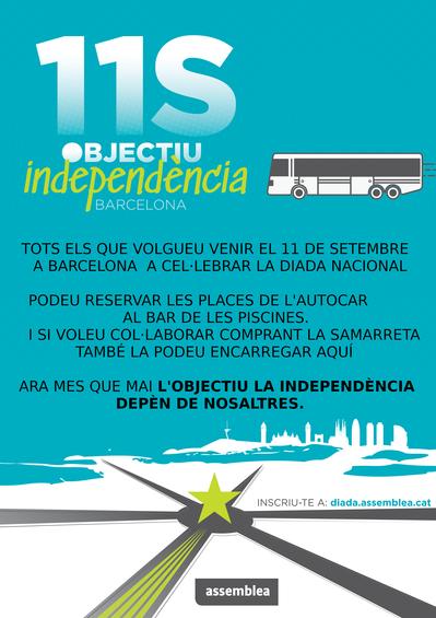 Diada Nacoional de Catalunya