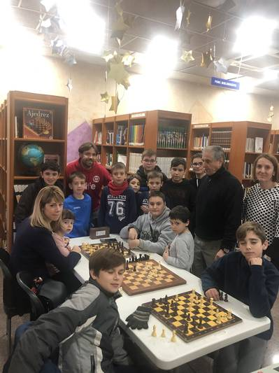 Torneig d'escacs