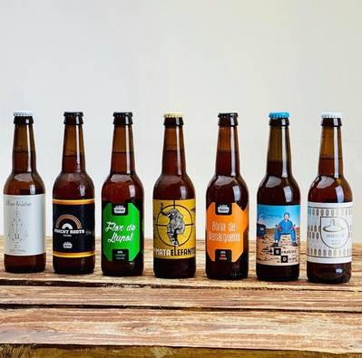 La Fàbrica de cerveses La Vella Caravana al Festival Marges