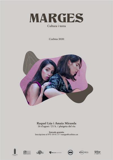 2n Concert Marges. Raquel Lúa i Amaia Miranda