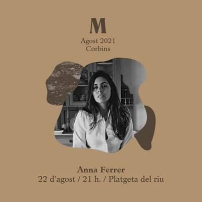 Segon concert Festival Marges. Anna Ferrer