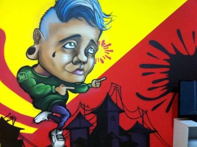Graffitis 2014