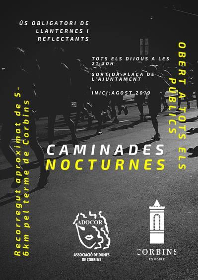Caminades Nocturnes