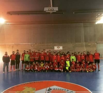 CLUB DE FUTBOL SALA CORBINS