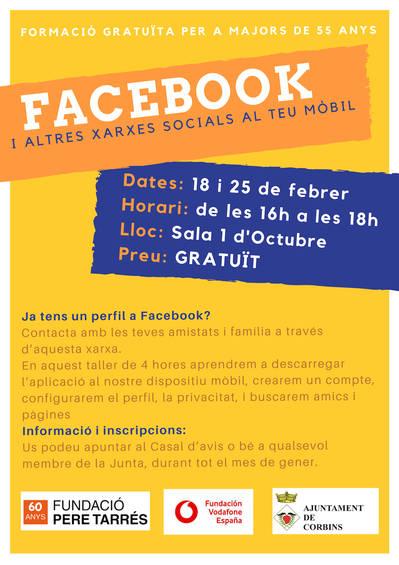 Curs de Facebook i altres xarxes socials