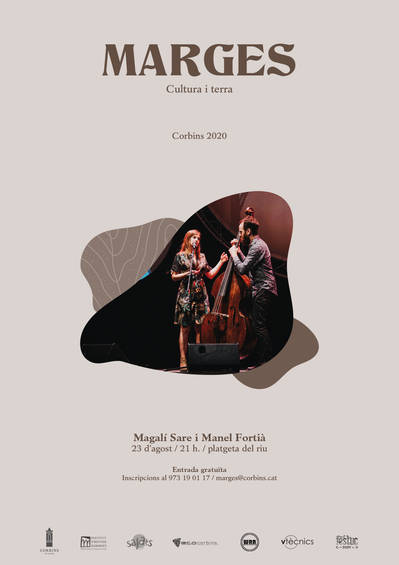 Festival Marges - Magalí Sare i Manel Fortià